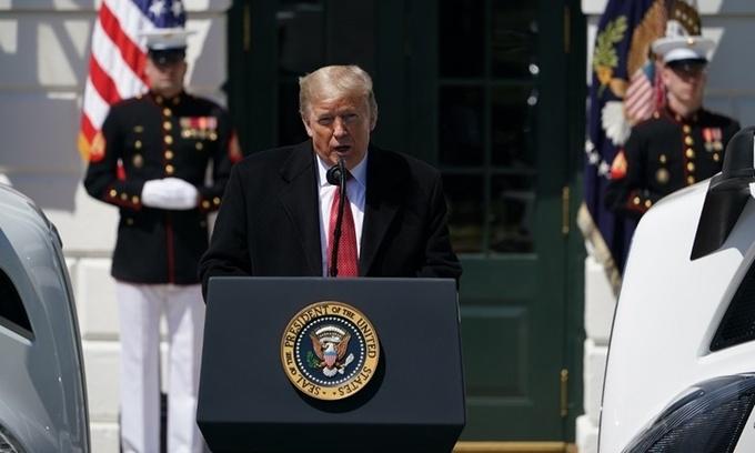 Ba giai đoạn Trump muốn tái mở cửa kinh tế Mỹ