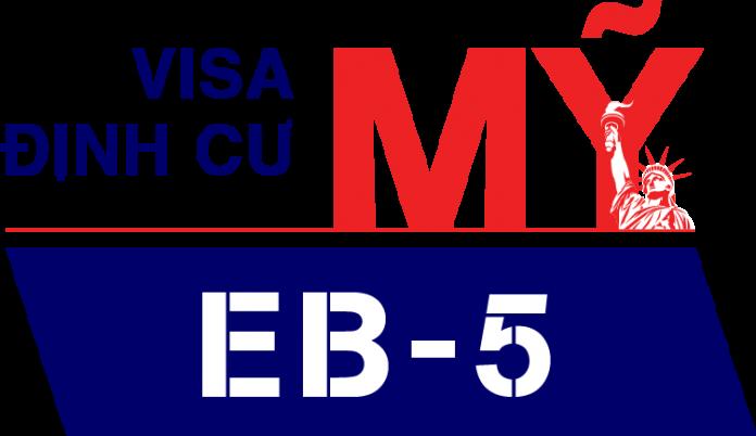 visa dinh cu my eb5