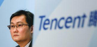 Giá trị Tencent vượt Facebook