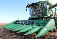 nông nghiệp Mỹ