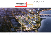 1800 Half Street: Dự án EB-5 thỏa điều kiện TEA theo luật mới